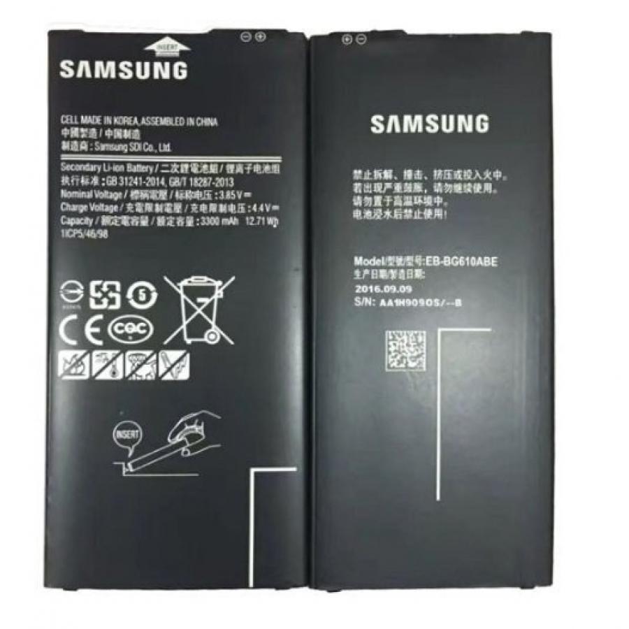 Samsung Galaxy EB-BG610ABE J415 J4+ J4 Plus Pil Batarya Sm-J415 Fiyatı -  Taksit Seçenekleri